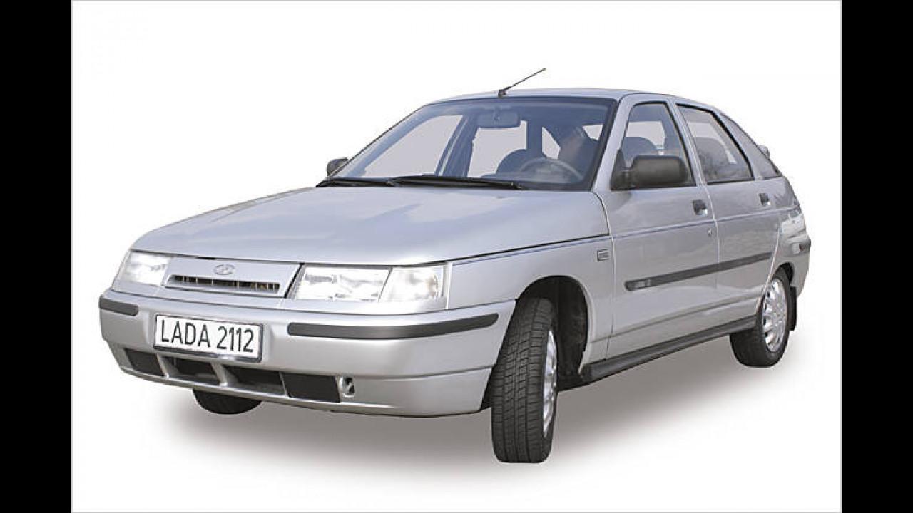 Lada 2110 1.6 8V LPG (Autogas)