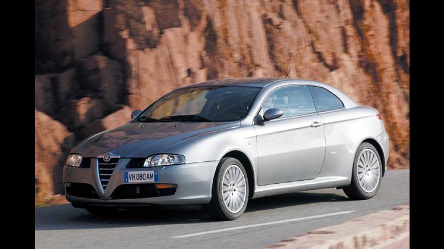 Alfa Romeo: Fünfsitziges Sport-Coupé mit 240 PS