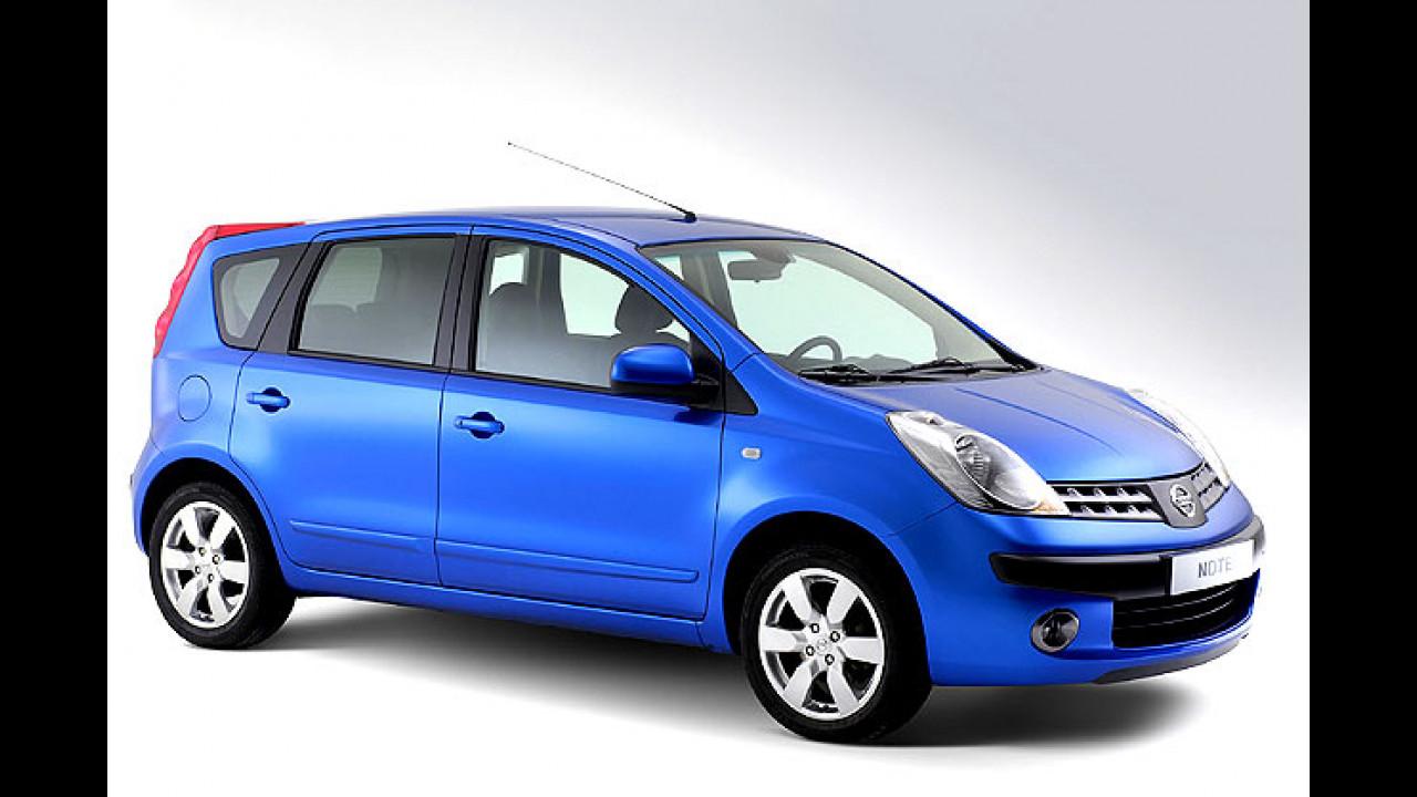 IAA: Nissan Note