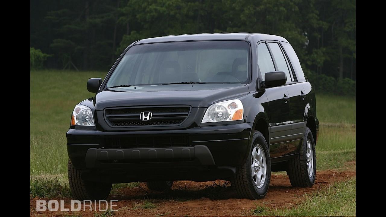 Honda Pilot LX
