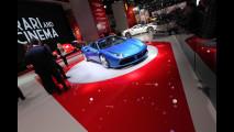 Ferrari al Salone di Francoforte 2015