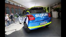 Suzuki a Parco Valentino 2017