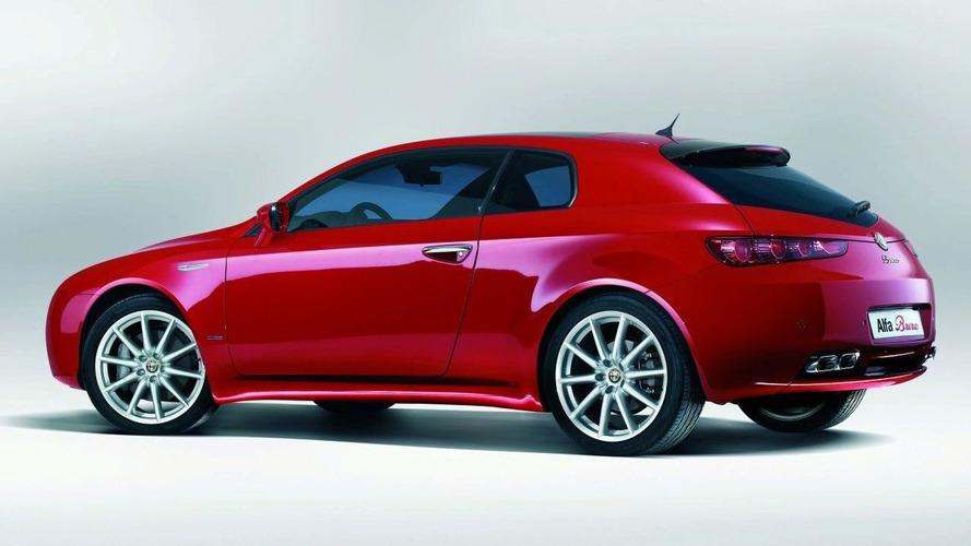 Alfa Romeo Brera and Spider Facelift Revealed