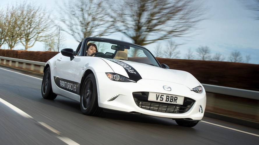 BBR's 210bhp upgrade is the MX-5 we need right now