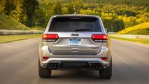 Jeep Grand Cherokee Trackhawk 2018: primera prueba