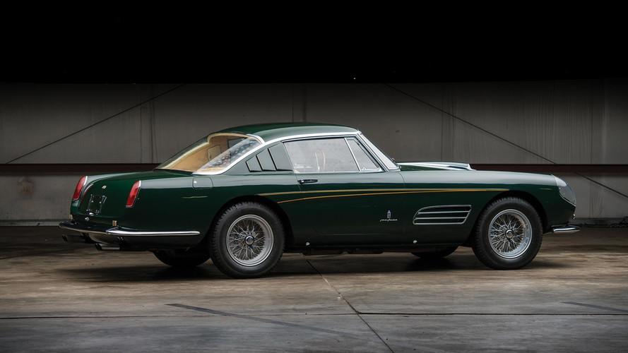 Ferrari 410 Superamerica Series III Coupé de 1959 - 4'709'000 euros (5'535'000 $)