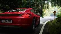 Porsche 718 Cayman GTS et 718 Boxster GTS