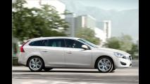 Premiere für Volvo V60