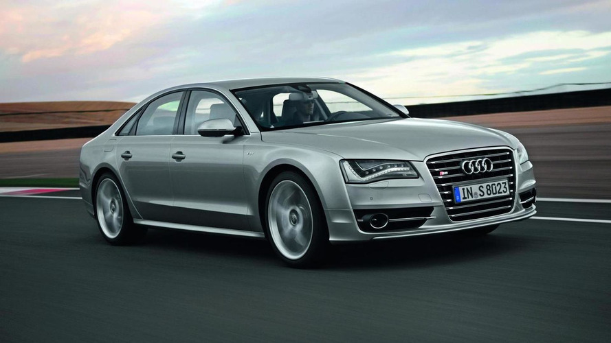 Audi S6, S7, S8 & RS5 pricing announced (US)