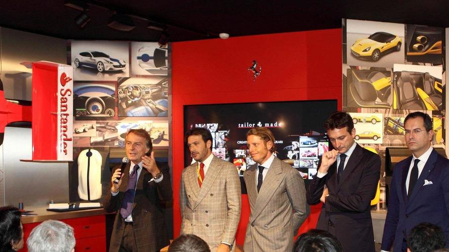 Ferrari Tailor-Made personalization program announced [video]