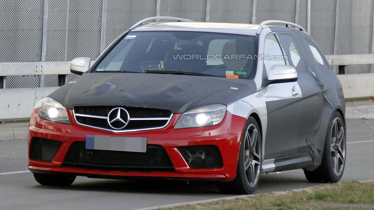 2013 Mercedes C63 AMG Black Series Estate - 28.11.2011