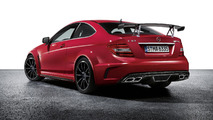 2012 Mercedes C63 AMG Coupe Black Series 24.11.2011