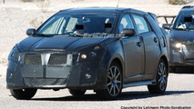SPY PHOTOS: Toyota Corolla Verso
