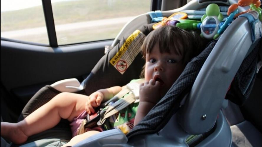Bambini dimenticati in auto, c'è l'asilo nido che avvisa