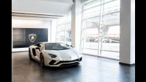 Lamborghini, nuova concessionaria a Milano