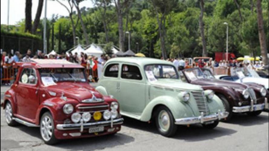 Roma Motor Show, pronta la 60esima edizione