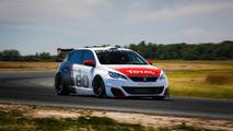 Lancement Peugeot 308 Racing Cup