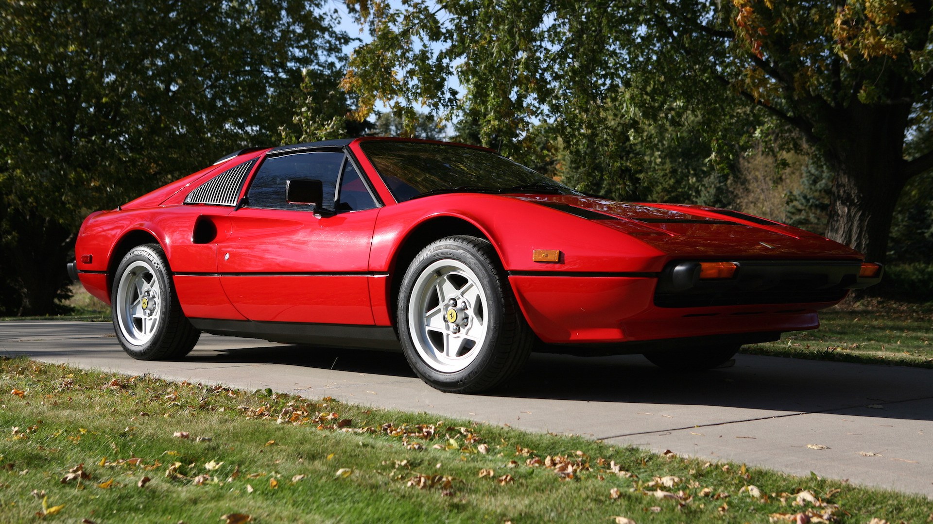 This Official Magnum P.I. Ferrari 308 Stunt Car Deserves Better