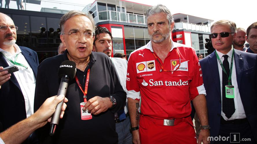 Le SUV Ferrari, Marchionne l'envisage bel et bien !