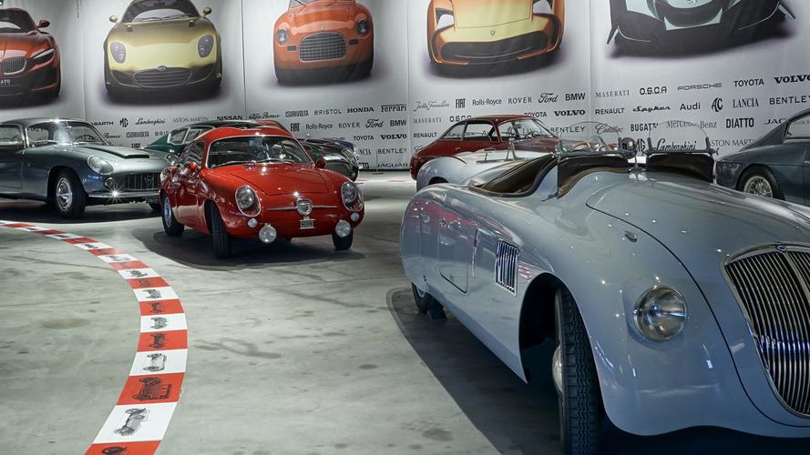 Une exposition Zagato en Suisse