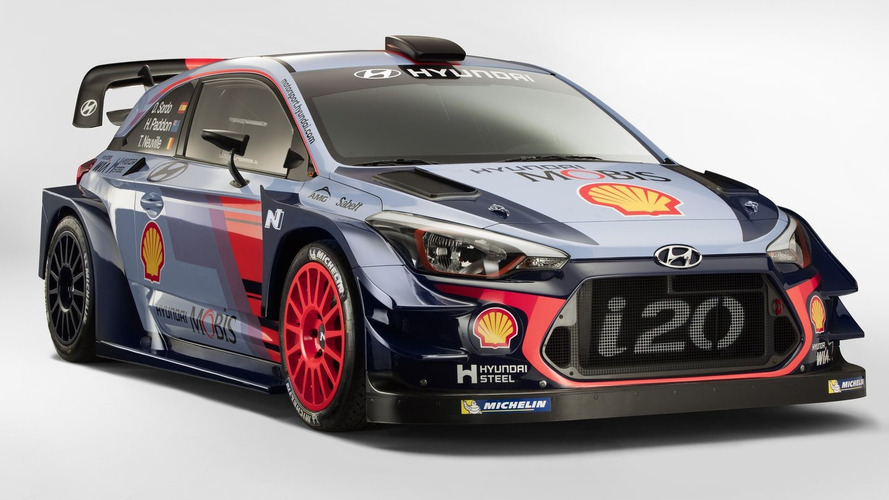 WRC - Une Hyundai i20 Coupé pour le titre mondial 2017 ?