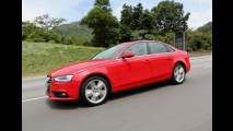 Novo Audi A4 chega em setembro e estreia motor 1.4 de 180 cv