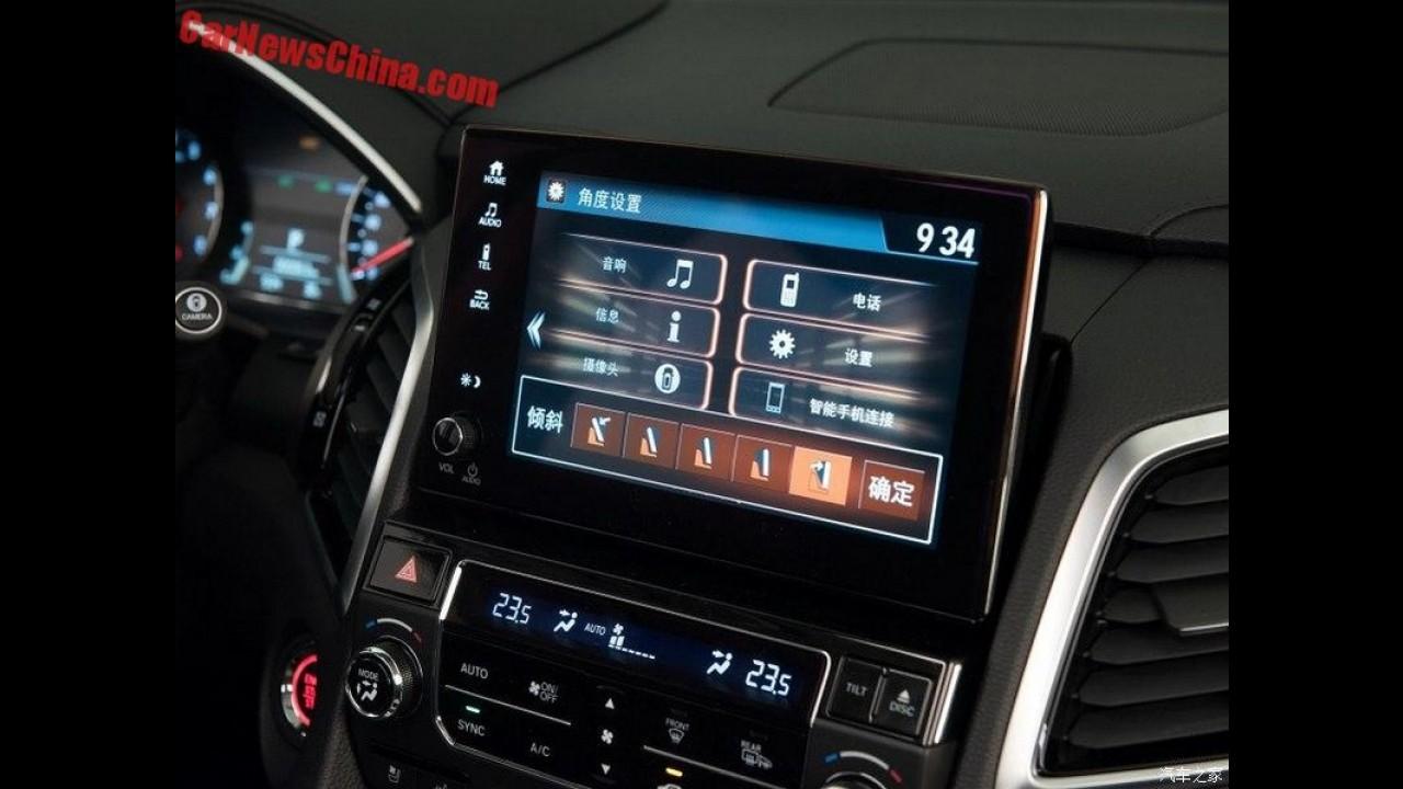 Honda Avancier: maior SUV da marca aparece pela 1ª vez na versão de produção