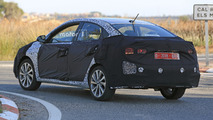 2018 Hyundai Accent spy photo