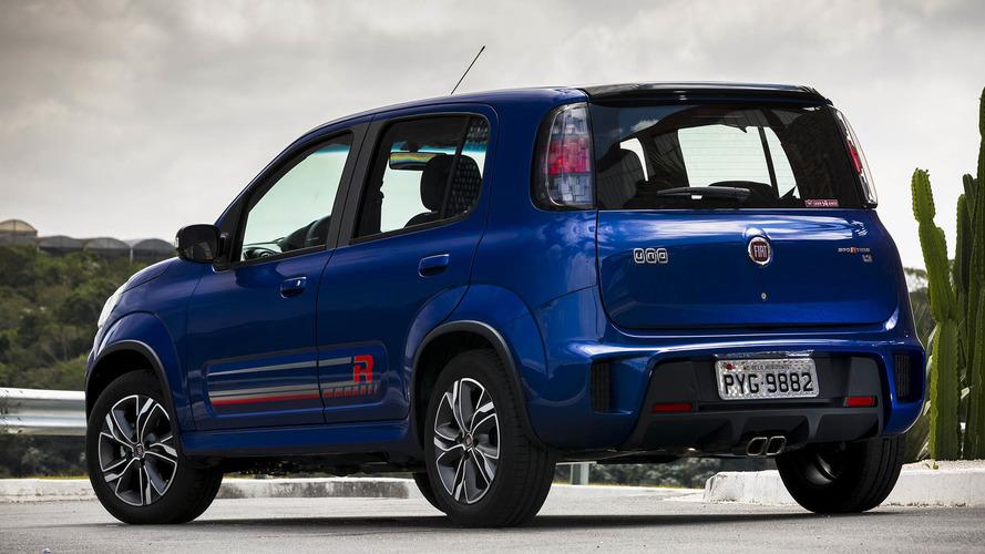 Teste Fiat Uno Sporting 1.3 2017