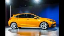 Contato: novo Cruze hatch ganha moral com motor turbo, mas bate Golf e Focus?