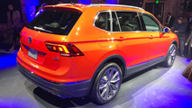 2018 VW Tiguan: Detroit 2017