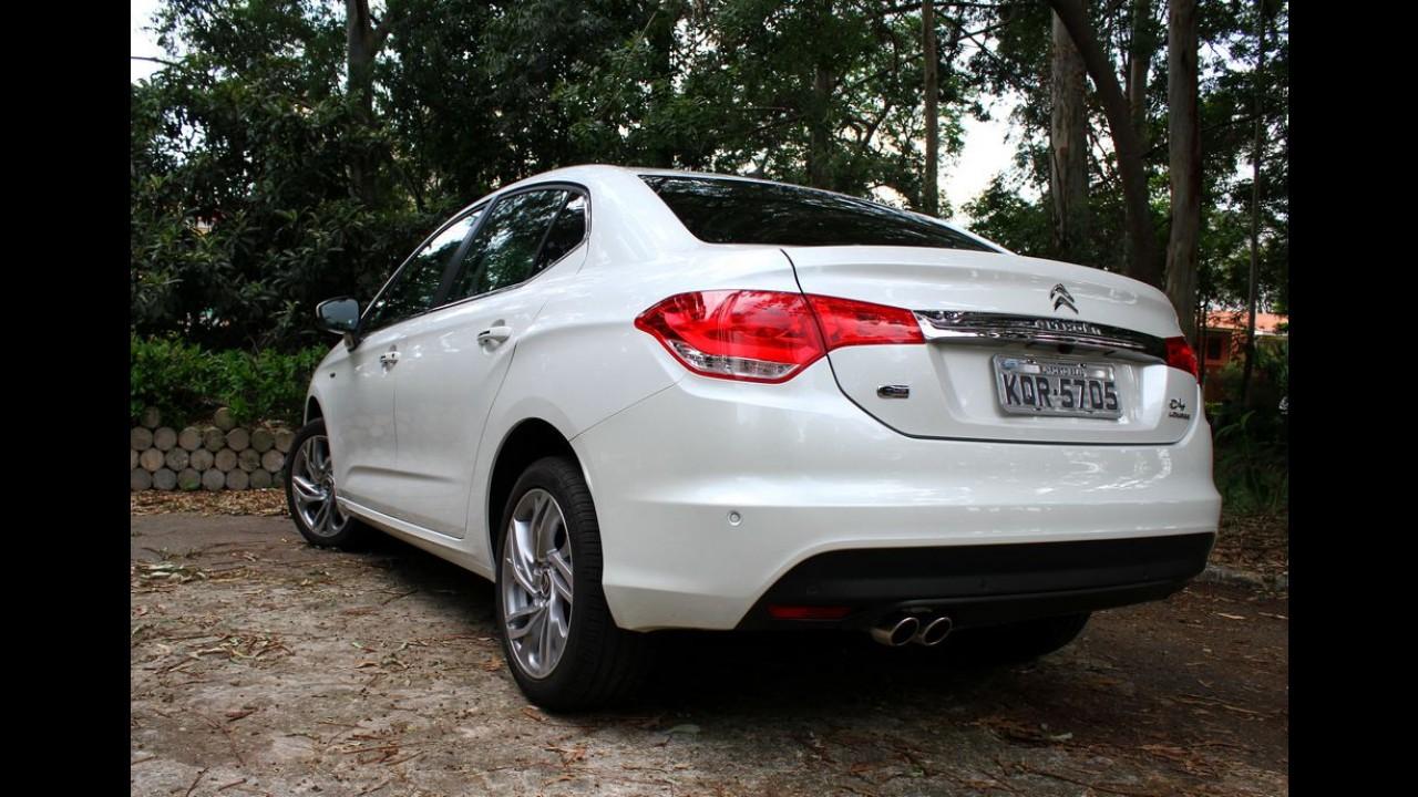 Citroën C4 Lounge vendido na Argentina terá ESP de série em todas as versões