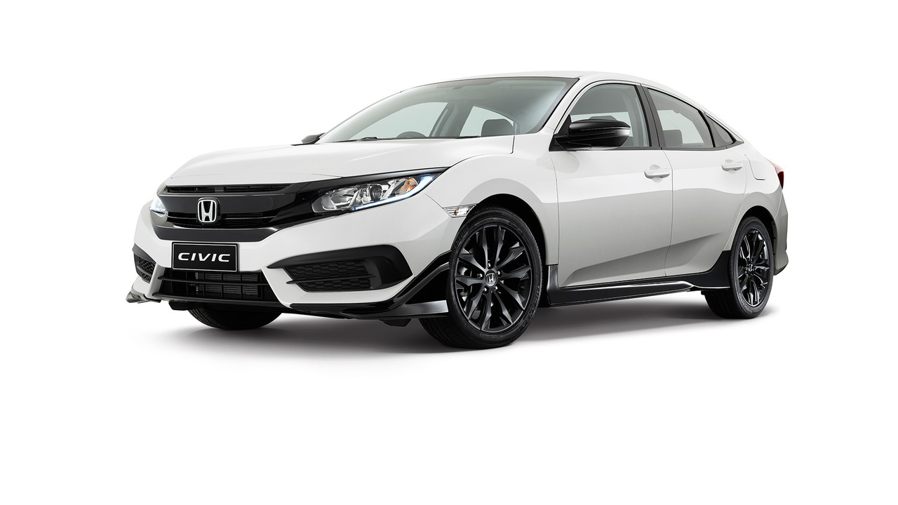 Honda Civic Black Pack Edition