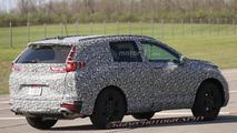2017 Honda CR-V spy photo