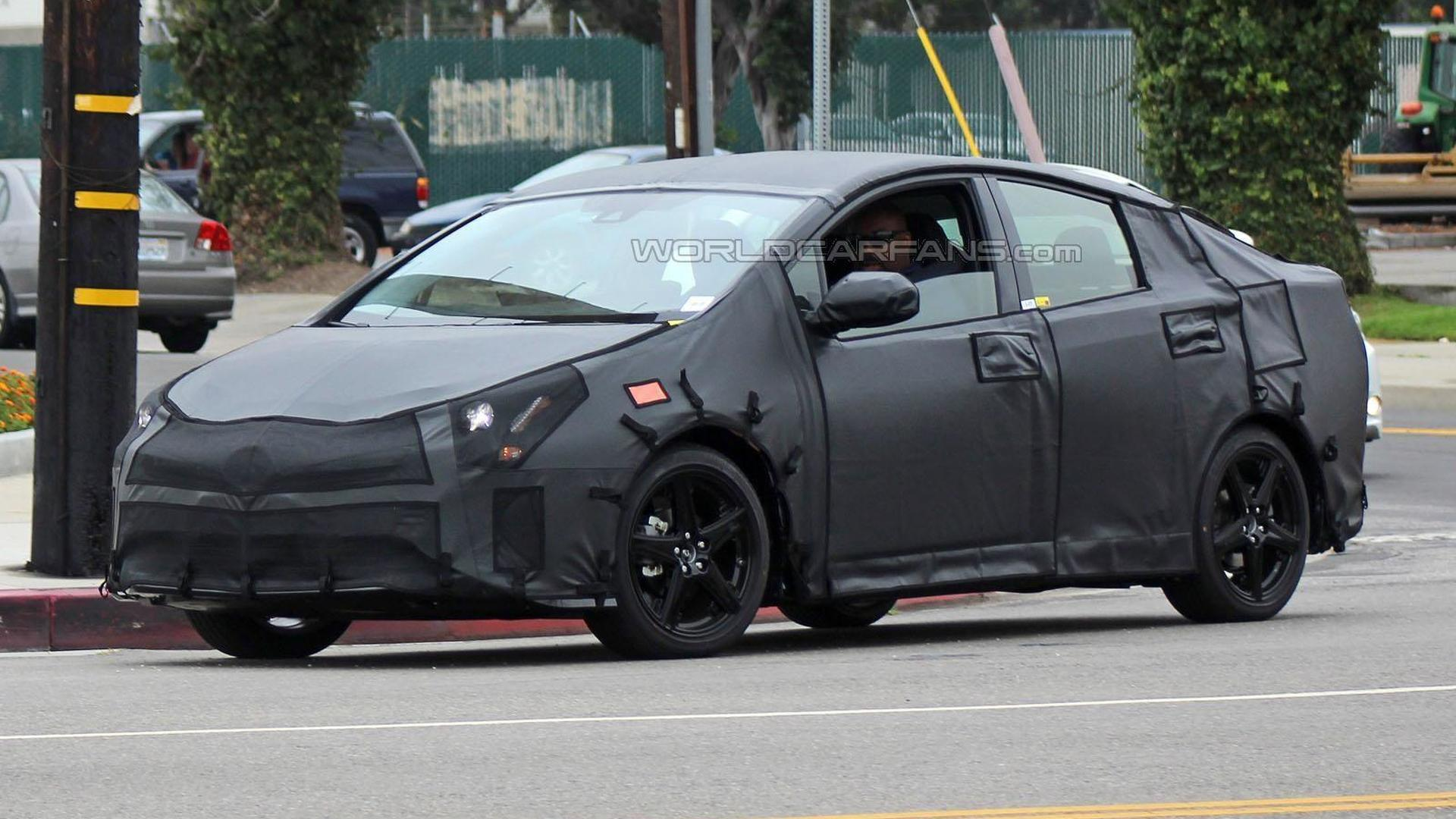 Prius Plug In Electric Range Pictures