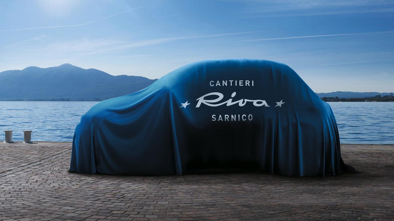 Fiat 500 Riva teaser
