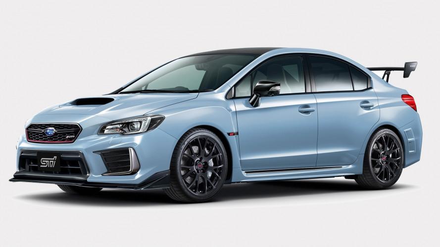 Subaru WRX STI S208, roba da intenditori