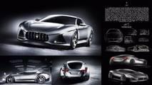Maserati ZS3 Concept