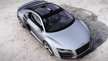 2008 Audi R8 V12 TDI konsepti