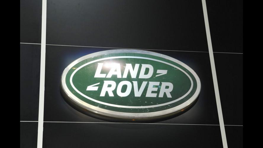 Land Rover al Salone di Ginevra 2013