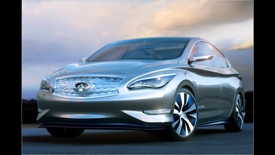 Elektromobile bald auch von Infiniti