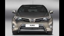 Toyota Auris in Paris