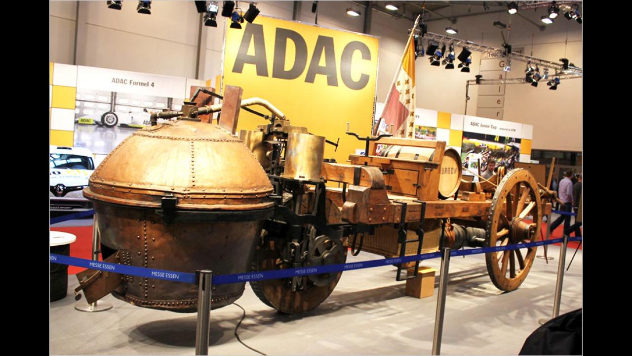 Ferdier Dampfwagen