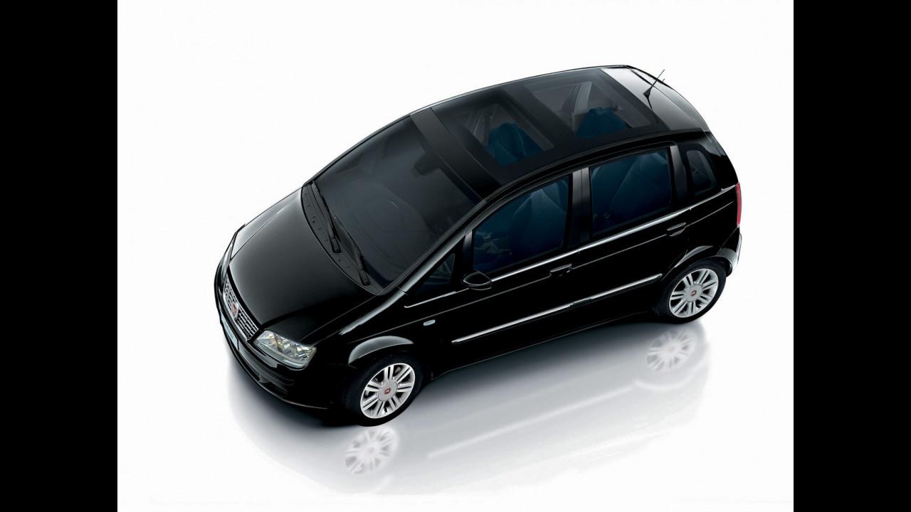 Fiat Idea Model Year 2008