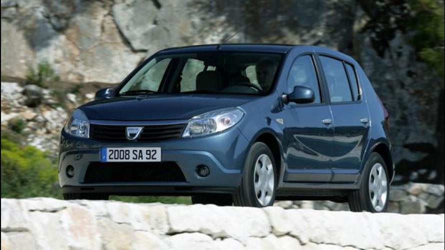 Dacia Sandero, il low cost usato