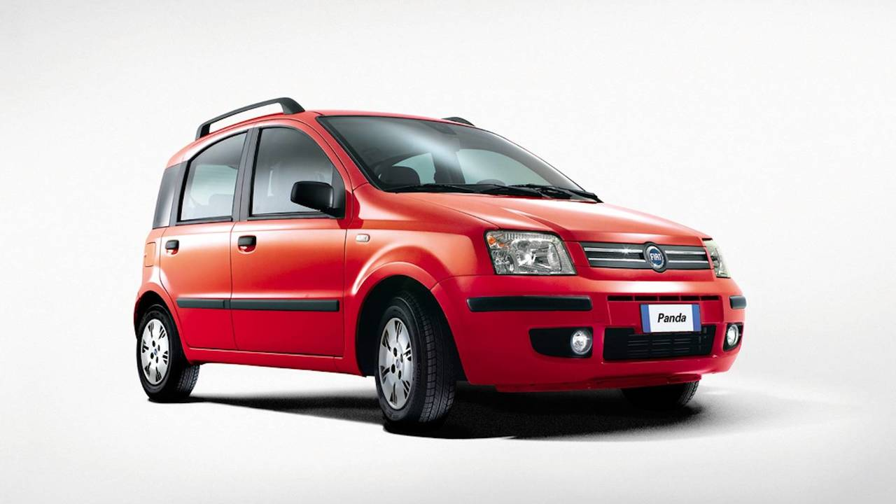 2004: Fiat Panda