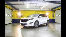 Ford Edge: grande, americano, SUV… ma europeo [VIDEO]
