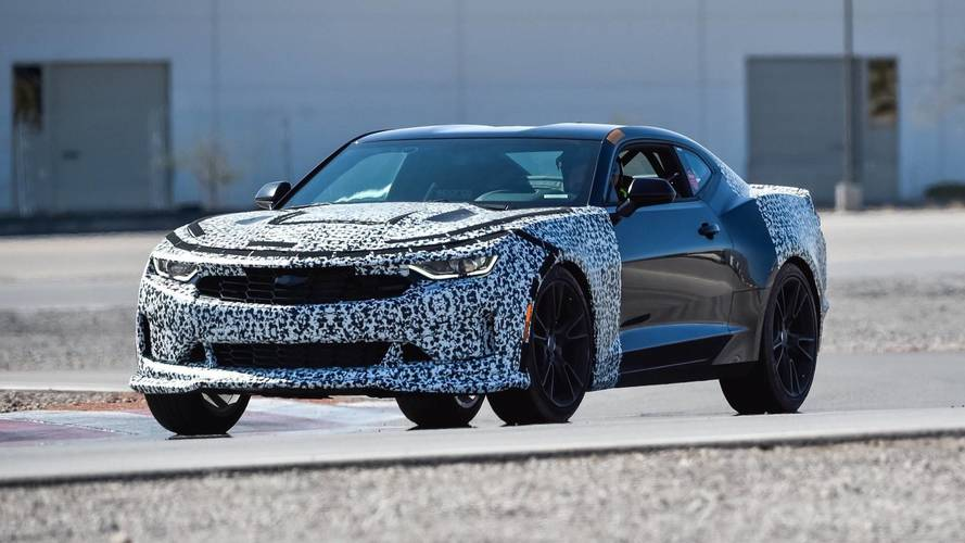 2019 Chevy Camaro Turbo 1LE Prototype First Drive: Entry-Level Excitement