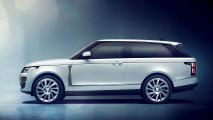 So nobel ist das Range Rover SV Coupé