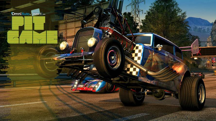 Burnout Paradise Remastered, bentornati a Paradise City